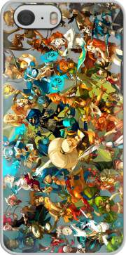 Dofus X Wakfu Fan Art All Classes Iphone 6 4.7 Case