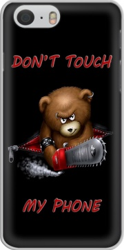 Don't touch my phone Case for Iphone 6 4.7