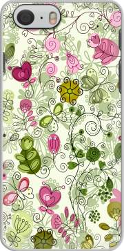 doodle flowers Case for Iphone 6 4.7