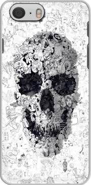 Doodle Skull Case for Iphone 6 4.7