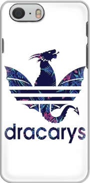 Dracarys Floral Blue Iphone 6 4.7 Case