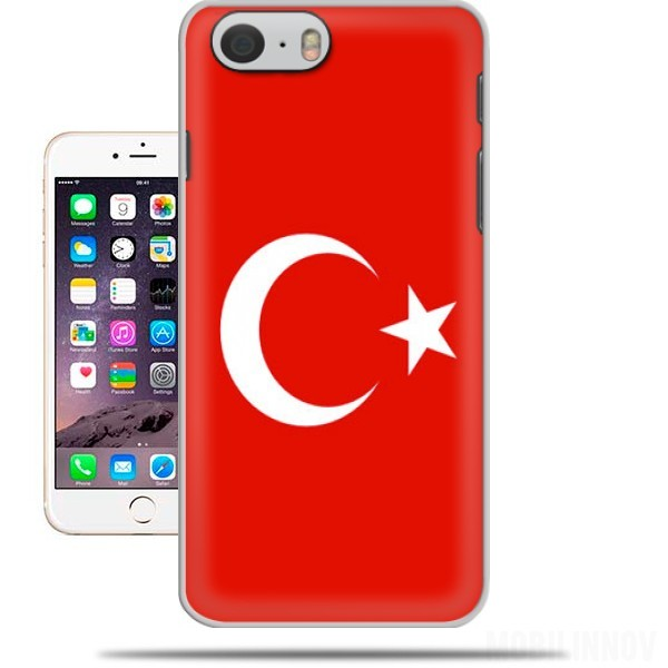 Case Flag of Turkey for Iphone 6 4.7