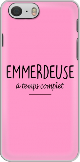 Case Emmerdeuse a temps complet for Iphone 6 4.7