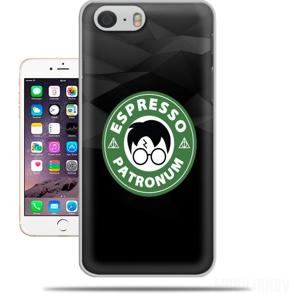 Case Espresso Patronum inspired by harry potter for Iphone 6 4.7