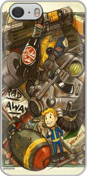 Fallout Painting Nuka Coca Iphone 6 4.7 Case