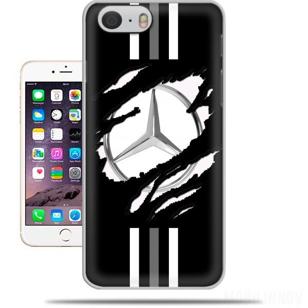 Case Fan Driver Mercedes GriffeSport for Iphone 6 4.7