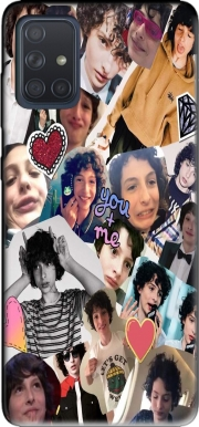 Finn wolfhard fan collage Iphone 6 4.7 Case