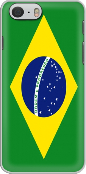 Case Flag Brasil for Iphone 6 4.7