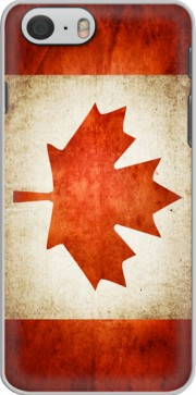 Canadian Flag Vintage Case for Iphone 6 4.7