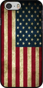Flag USA Vintage Case for Iphone 6 4.7