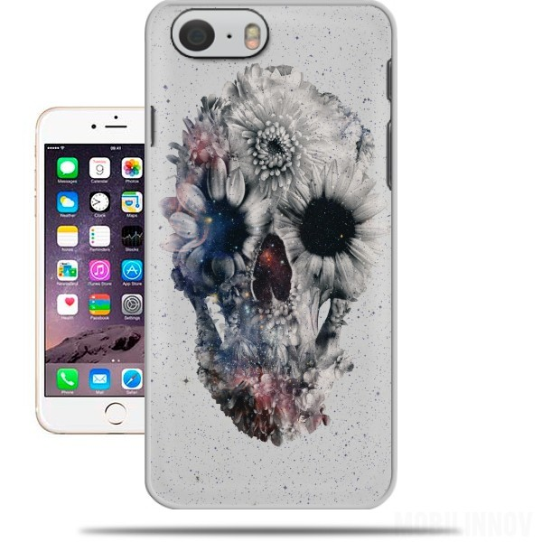 Case Floral Skull 2 for Iphone 6 4.7