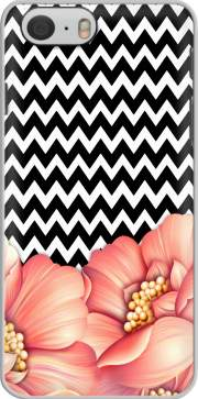 flower power and chevron Iphone 6 4.7 Case
