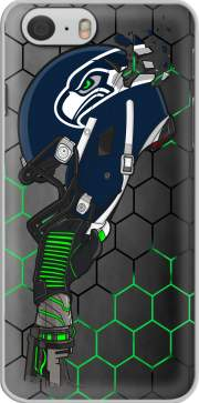 Case Football Helmets Seattle  for Iphone 6 4.7