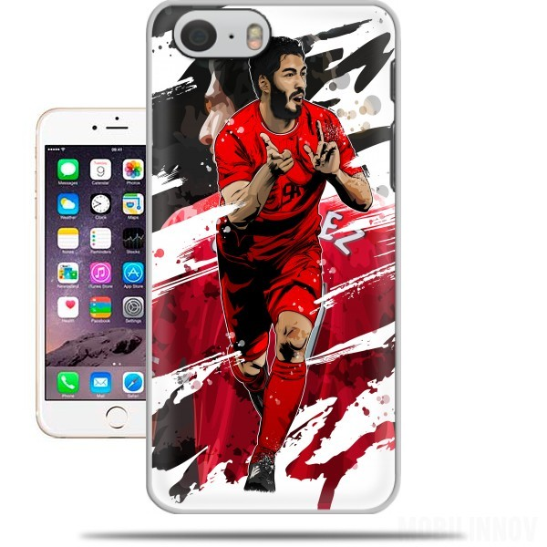 Case Football Stars: Luis Suarez for Iphone 6 4.7