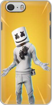 Fortnite Marshmello Skin Art Iphone 6 4.7 Case