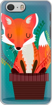 Fox in the pot Iphone 6 4.7 Case