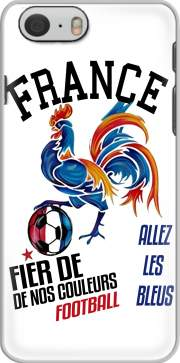 France Football Coq Sportif Fier de nos couleurs Allez les bleus Case for Iphone 6 4.7