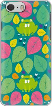 Frogs and leaves Iphone 6 4.7 Case