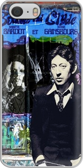 Case Gainsbourg Smoke for Iphone 6 4.7