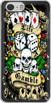 Love Gamble And Poker Case for Iphone 6 4.7