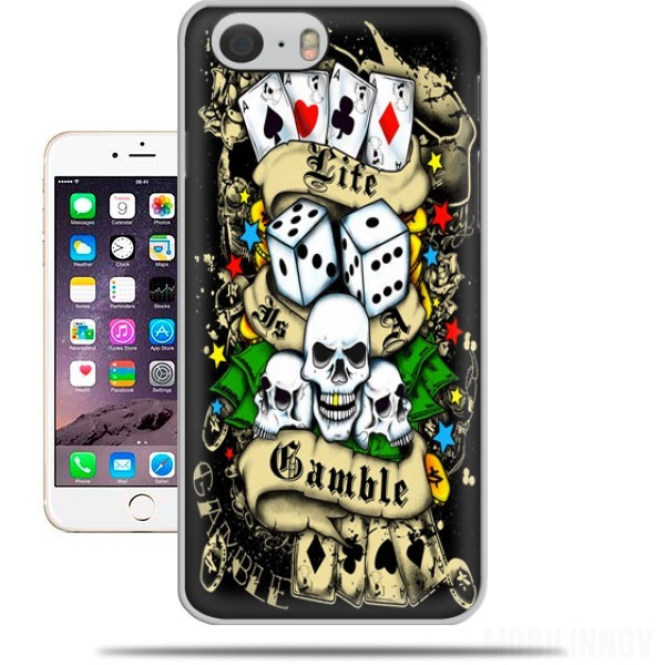 Case Love Gamble And Poker for Iphone 6 4.7