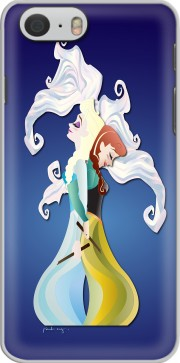 Gemini - Elsa & Anna Case for Iphone 6 4.7