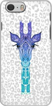 Giraffe Purple Case for Iphone 6 4.7