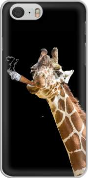 Girafe smoking cigare Iphone 6 4.7 Case