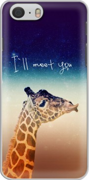 Giraffe Love - Left Case for Iphone 6 4.7