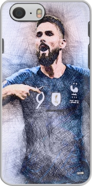 Giroud The French Striker Iphone 6 4.7 Case