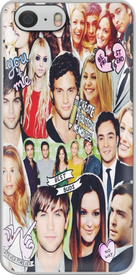 Case Gossip Girl Fan Collage for Iphone 6 4.7
