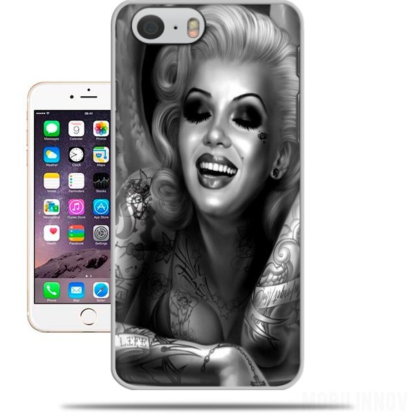 Case Goth Marilyn for Iphone 6 4.7