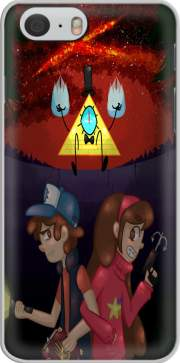 Gravity Falls Monster bill cipher Wheel Iphone 6 4.7 Case