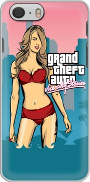 GTA collection: Bikini Girl Miami Beach Case for Iphone 6 4.7
