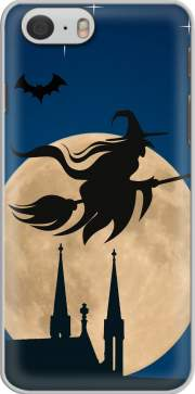 Halloween Moon Background Witch Iphone 6 4.7 Case
