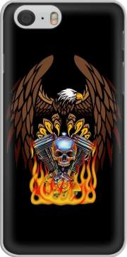 Harley Davidson Skull Engine Case for Iphone 6 4.7