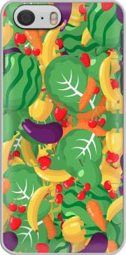 Healthy Food: Fruits and Vegetables V2 Case for Iphone 6 4.7