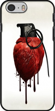 Heart Grenade Case for Iphone 6 4.7