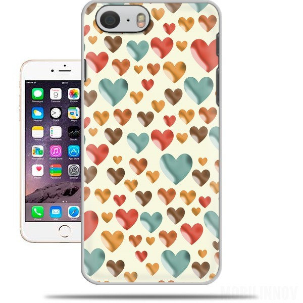 Case Hearts for Iphone 6 4.7