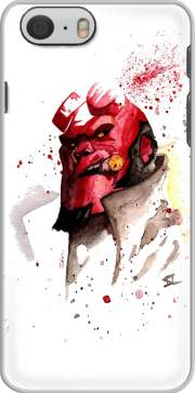 Hellboy Watercolor Art Iphone 6 4.7 Case