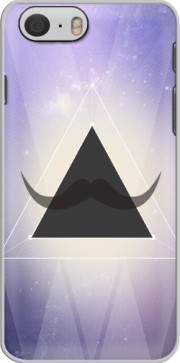 Hipster Triangle Mustache Case for Iphone 6 4.7