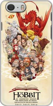 Hobbit The journey Case for Iphone 6 4.7