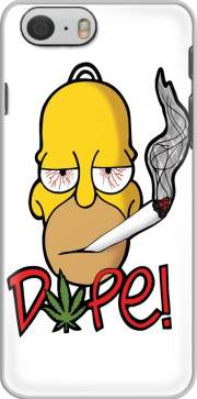 Homer Dope Weed Smoking Cannabis Case for Iphone 6 4.7