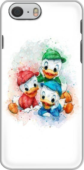 Case Huey Dewey and Louie watercolor art for Iphone 6 4.7