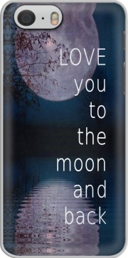 I love you to the moon and back Case for Iphone 6 4.7