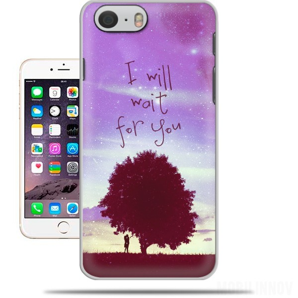 Case I Will Wait for You for Iphone 6 4.7