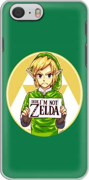 Im not Zelda Iphone 6 4.7 Case