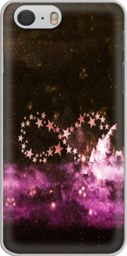 Infinity Stars purple Case for Iphone 6 4.7