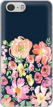 Initiale Flower Iphone 6 4.7 Case