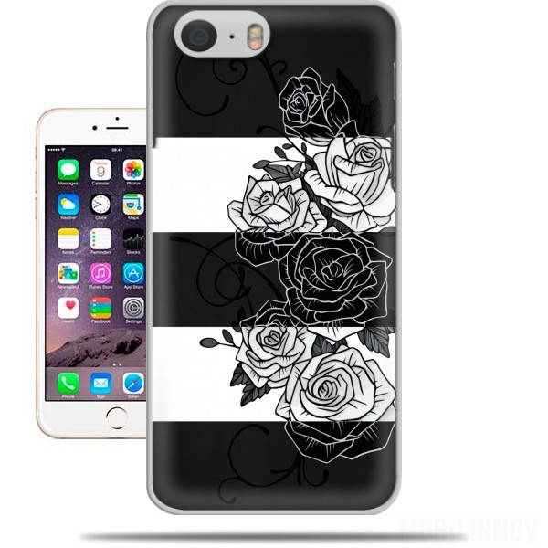 Case Inverted Roses for Iphone 6 4.7